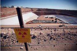핵폐기물 임시저장시설에 저항하는 뉴멕시코와 텍사스