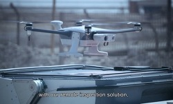 AIM 드론 + 스팟...현장 중요 시설 점검 활용 VIDEO: Industrial drone maker Percepto raises M and integrates with Boston Dynamics' Spot