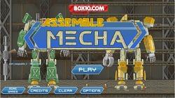 로봇 조립 (Assemble MECHA)