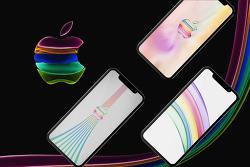 애플 9월 이벤트 바이오(B.I.O) 월페이퍼