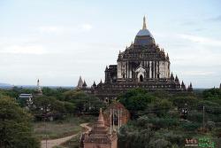 미얀마 바간 여행〃신비로운 세계 3대 불교성지 바간 (탓빈뉴+부파야+마하보디)