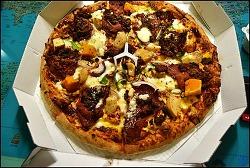 피자 ( Pizza )에 대해-손으로 먹어도 좋은 음식