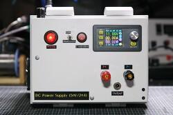 [DIY] 1.5K 수지형 링코어 + DPS5020 조합으로 50V/20A급 리니어 DC 디지탈 가변 파워서플라이(전원공급기) 만들기