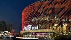 [두바이] 시티워크 (7) 두바이 최초의 다목적 공연장 코카콜라 아레나에서 열린 마룬 파이브 콘서트 방문기