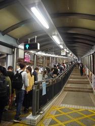 Hong Kong #2 -센트럴 미드레벨 에스컬레이터