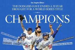 [속보] LA 다저스, 32년 만 월드시리즈 우승 VIDEO: World Series 2020: Champs! The best Dodgers team ever ends L.A.'s 32-year title drought