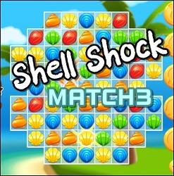 쉘쇼크(shell shock) 퍼즐 게임