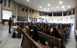 3/6(화) 도마동 성당에서 10주 과정의 사회교리학교 출발