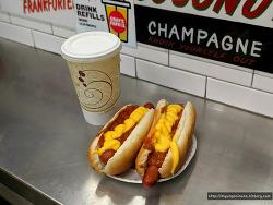 뉴욕여행, 뉴욕 맨해튼 꼭 먹어야 하는 Gray's Papaya Hotdog, 맨해튼 현지 맛집