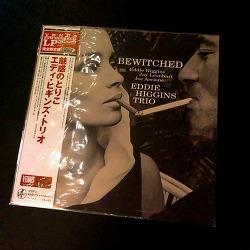 에디 히긴스 트리오 (Eddie Higgins Trio) - BEWITCHED (2001)