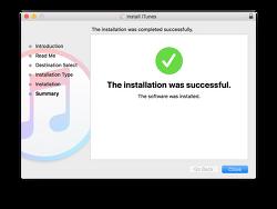 iTunes 12.7에서 12.6.3으로 다운그레이드 하기