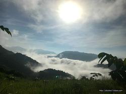 한국인들이 잘 모르는 여행지! 살아서 한번쯤 가볼만한 구름이 참 멋진 Treasure Mountain