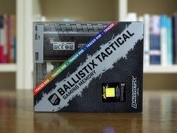 마이크론 발리스틱스 DDR4 16GB RGB 대원CTS