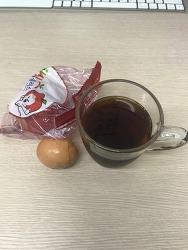 요즘 아침 식사