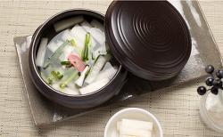 갈비집에 나오는 무물김치 맛있게 담그는비법(김진옥요리가좋다)