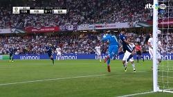 일본 실리축구에 3대0으로 무너진 이란 (일본-이란 2019아시안컵 4강전)