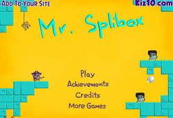 머리쓰는 게임 Mr. Splibox