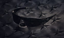 [Goggle] Gatorz Magnum BLACKOUT.