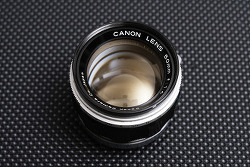 [Lens Repair & CLA] Canon 50mm f1.4 LTM Type I Disassembly(캐논 스크류마운트 50mm F1.4의 렌즈 클리닝)
