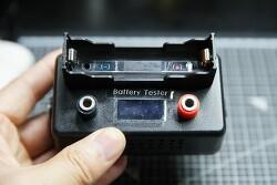 [DIY] 18650 리튬이온 전용 배터리 체커 만들기 - 내부저항 및 커패시티 테스트(방전기)를 위한 회로도와 아두이노 스케치 파일 공유