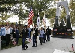 [오늘은 6.25] 유튜버가 찾은 미 뉴욕 6.25 참전용사 기념관 VDIEO: New York Korean War Veterans Memorial
