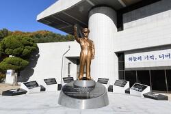 191119 공군 창군 70주년 기념 최용덕 장군 동상 제막