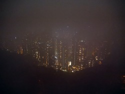 Hong Kong #3 -빅토리아 피크트램, 스카이테라스 428