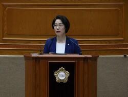 [20200703]안양시의회 '제8대 후반기 의장'에 정맹숙 의원 선출