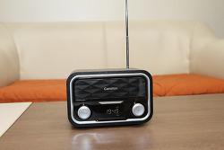 캔스톤 제페토 LX-C600 캠핑 카페에서 쓸만한 라디오 겸용 플레이어