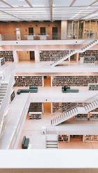 [독일여행 2] 2. 슈투트가르트 도서관