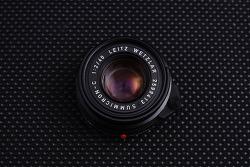 [Lens Repair & CLA/거인광학] Leitz Summicron-C 40mm F2 Disassembly & CLA (라이카 CL 주미크론 40mm F2의 클리닝 및 오버홀)