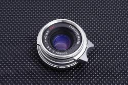 [Lens Repair & CLA] Rollei Sonnar 40mm F2.8 HFT(롤라이 조나 40mm F2.8의 렌즈 클리닝)