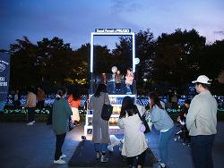 서울숲의 새로운 데이트 명소! 푸르지오 장미 빛 정원에서 인생샷 남기기