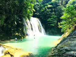 한국인에겐 생소한 필리핀 여행지 Danarak폭포, Tanay 등대, 보트타기