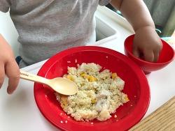 [영국육아] 영국 어린이집 저녁식사 (2)