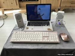 [리뷰]다용도 마우스 패드 EQwear-Multipad, EQwear-S10 스피커