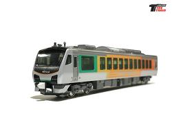 "[KATO] 10-1369 HB-E300계 ""리조트 아스나로"" 철도모형"