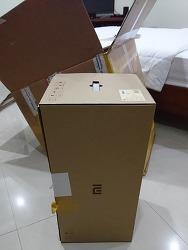 Xiao Mi 공기정화기 공수