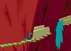 오리너구리의 모험 플래시게임