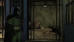 [배트맨:아캄 어사일럼] 클래이 페이스와 죄수의 방