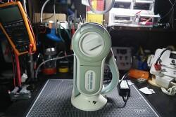 블랙앤데커 더스트버스터 호루라기, 피벗 무선 핸디청소기(PV1205) - 배터리 리필 및 개조, 충전독 개조
