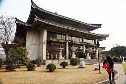 '12 중국 서안여행--서안 섬서역사박물관