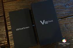 5G는 LG V50 ThinQ. 개봉 및 장점 알아보기
