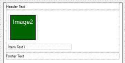 FMX TListView Item 높이 조절 - 이미지가 없는 경우 낮게 표시하기