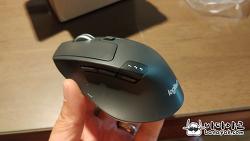 로지텍 M720과 MX 애니웨어2 무선 블루투스 마우스 비교