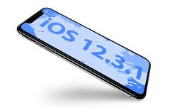 iOS 12.3.1 정식 아이메시지와 VoLTE 버그 수정 iPSW 다운로드