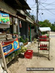 필리핀 길거리에서 파는 이 코카콜라의 정체는 뭘까?