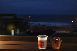 영덕 카페 그냥 커피주세요 전망좋은 곳
