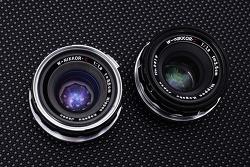 [Lens Repair & CLA] W-Nikkor C 3.5cm F1.8의 분해 수리