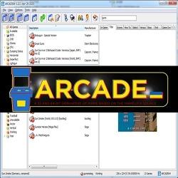 ARCADE Emulator 0.222 Download